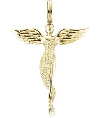 Engelsrufer Engel-Anhänger gold ERP-ANGEL-G
