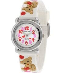 Jacques Farel Mädchen-Armbanduhr HBBC3388