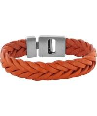 Josh 24001 Leder-Armband Orange 24001o