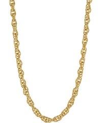 Julie Julsen JJCRYG Silber Halskette JJCR080YG, 80 cm