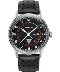 Junkers G38 Herrenuhr Dual Time 6946-2