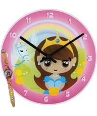 NeXtime Princess Uhren-Set für Mädchen 8622
