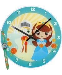 NeXtime Knight & Princess Uhren-Set 8623