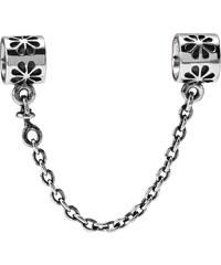 Pandora Sicherheitskette Silber Blume 790385-05, 5 cm