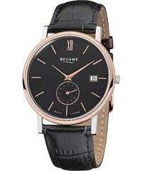 Regent Herren-Armbanduhr Bicolor GM 1453