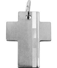 trendor Silber Kreuz Anhänger 63829