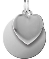 trendor Silber Gravur-Set Herz 87721