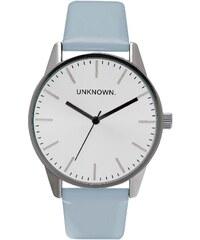 Unknown The Classic Armbanduhr Hellblau/Silber UN14TC10