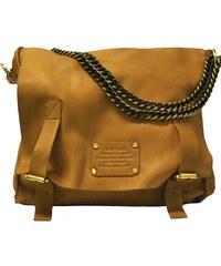 Kožená vintage brašna O My Bag Sleazy Jane, camel