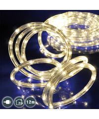 Lesara LED-Lichterschlauch 12 Meter