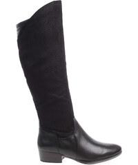 Tamaris dámské kozačky 1-25557-25 černé
