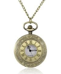 JewelsHall Náhrdelník kapesní hodinky