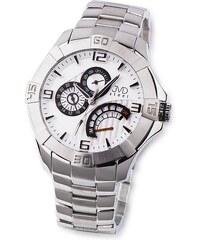 Odolné pánské nerezové náramkové hodinky JVD steel JA620.1 5ATM 5668ce4b80