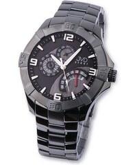 Nerez ocelové pánské luxusní náramkové hodinky JVD steel JA620.5 8cc7be74fe9