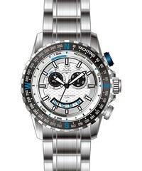 Vodotěsné chronografy ocelové hodinky JVD seaplane J1091.1 - 10ATM 28958672f5