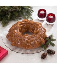 Nordic Ware Forma na bábovku, vánoční věneček