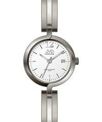 Dámské voděodolné celotitanové antialergické hodinky JVD titanium J5025.1 f469e36bd9