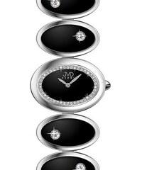 Šperkové luxusní keramické ocelové dámské náramkové hodinky JVD steel W21.2 354ef9e0ef