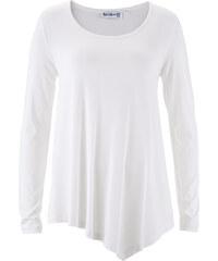 bpc bonprix collection Shirt-Tunika mit langen Ärmeln - designt von Maite Kelly langarm in weiß für Damen von bonprix