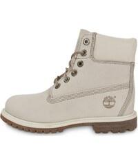 Timberland Bottines 6-inch Premium Boots Off White