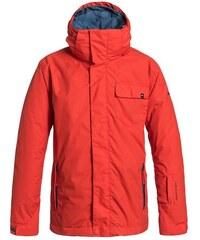 Dětská zimní bunda Quiksilver Mission youth plain jacket poiciana 16