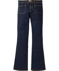 sheego Denim Ausgestellte Stretch-Jeans
