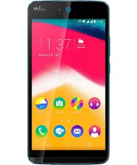 Wiko Rainbow JAM Smartphone, 12,7 cm (5 Zoll) Display, Android 5.1 Lollipop, 8GB interner Speicher