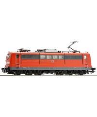 Roco Elektrolokomotive, Spur H0, »E-Lok BR 151, rot, DB - Gleichstrom«