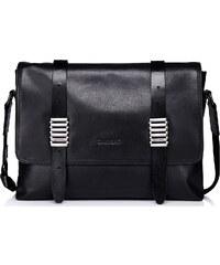 Pánská business taška Sammons Mikel - černá