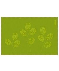 CONTENTO contento Filz-Tischset Filina (6 Stück) grün