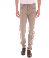 Pánské kalhoty Gant 53387 - Béžová / 40_L36