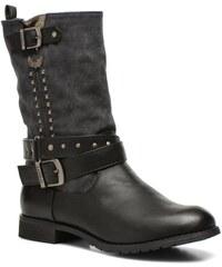 Kaporal - Risko - Stiefeletten & Boots für Damen / schwarz
