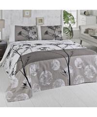 Unknown Přehoz přes postel Belezza Grey, 200x230 cm