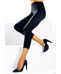 LASCANA Formující capri kalhoty, LASCANA černá
