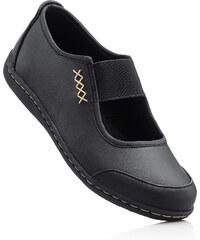 bpc selection Ballerines noir chaussures & accessoires - bonprix