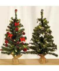 Lesara Sapin de Noël décoré