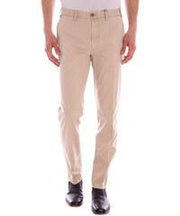 Pánské kalhoty Gant 51501 - Béžová / 48