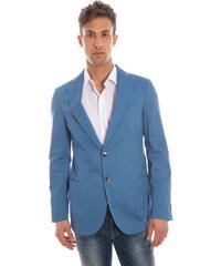 Pánský blazer Gant 51452 - Modrá / 58