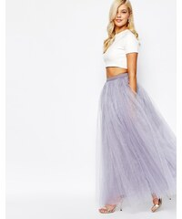 Little Mistress - Jupe longue en tulle - Violet