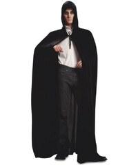 Plášť s kapucí černý Velikost M/L 50-52