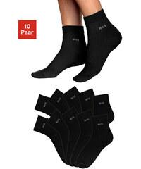 H.I.S Krátké ponožky, H.I.S (10 párů) 10x černá