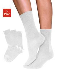ROGO Ponožky (také pro diabetiky), Rogo (3 pá 3x bílá