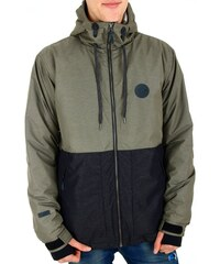 Pánská zimní bunda Funstorm Ezmor khaki S