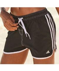 ADIDAS PERFORMANCE Koupací šortky, adidas černá/bílá