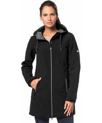 POLARINO Softshellový kabát, Polarino černá - Normální délka (N)