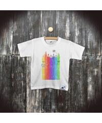 PANDEMIC Dětské tričko s potiskem Pastelky