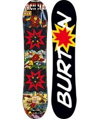 SNOWBOARD BURTON CHOPPER MARVEL BOYS - černá (115) - 115