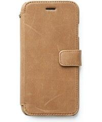Pouzdro / kryt pro Apple iPhone 6 / 6S - Zenus, Vintage Diary VINTAGE BROWN