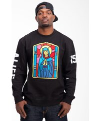 Alife Stained Glass Crewneck Black