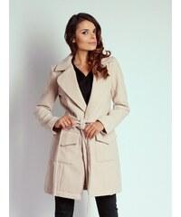 Naoko Dámský kabát AT15_BEIGE